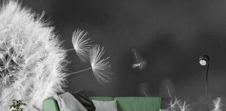 Roślinne wzory w 4 odsłonach – wybierz fototapetę idealną dla siebie