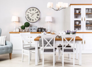 7 wskazówek dotyczących wnętrza małego mieszkania