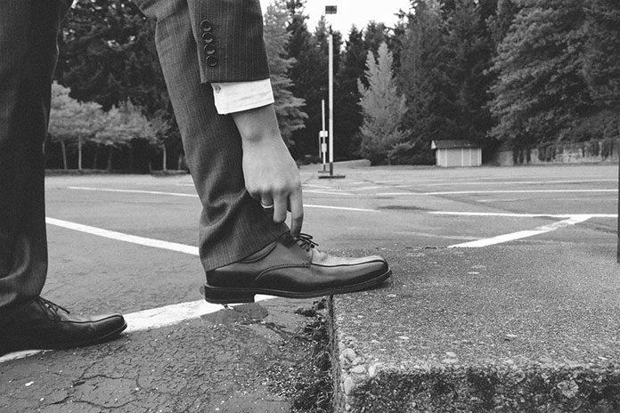 Sposoby konserwacji butów skórzanych