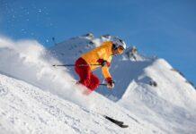 Naucz się jeździć na nartach