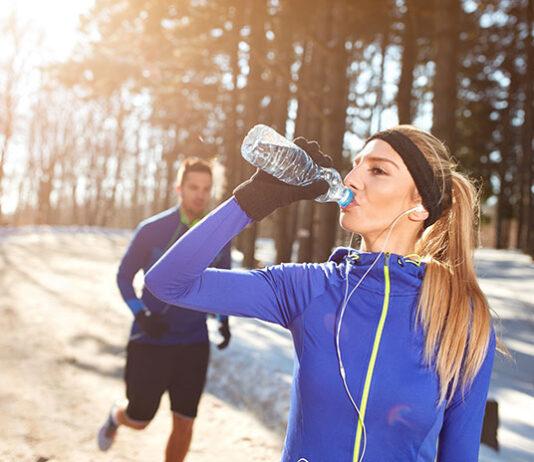 koktajl dla biegaczy