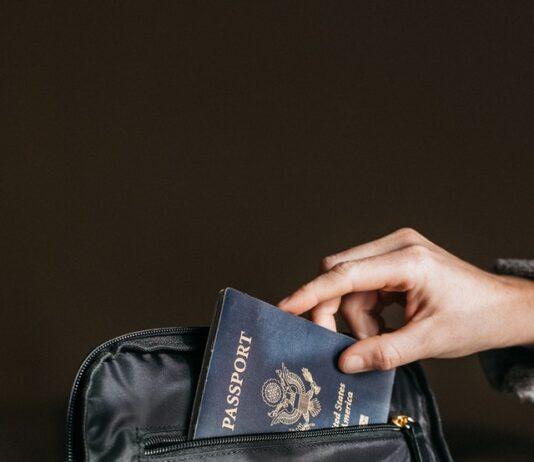 Okładka na paszport