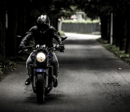 wyposażenie dla motocyklisty